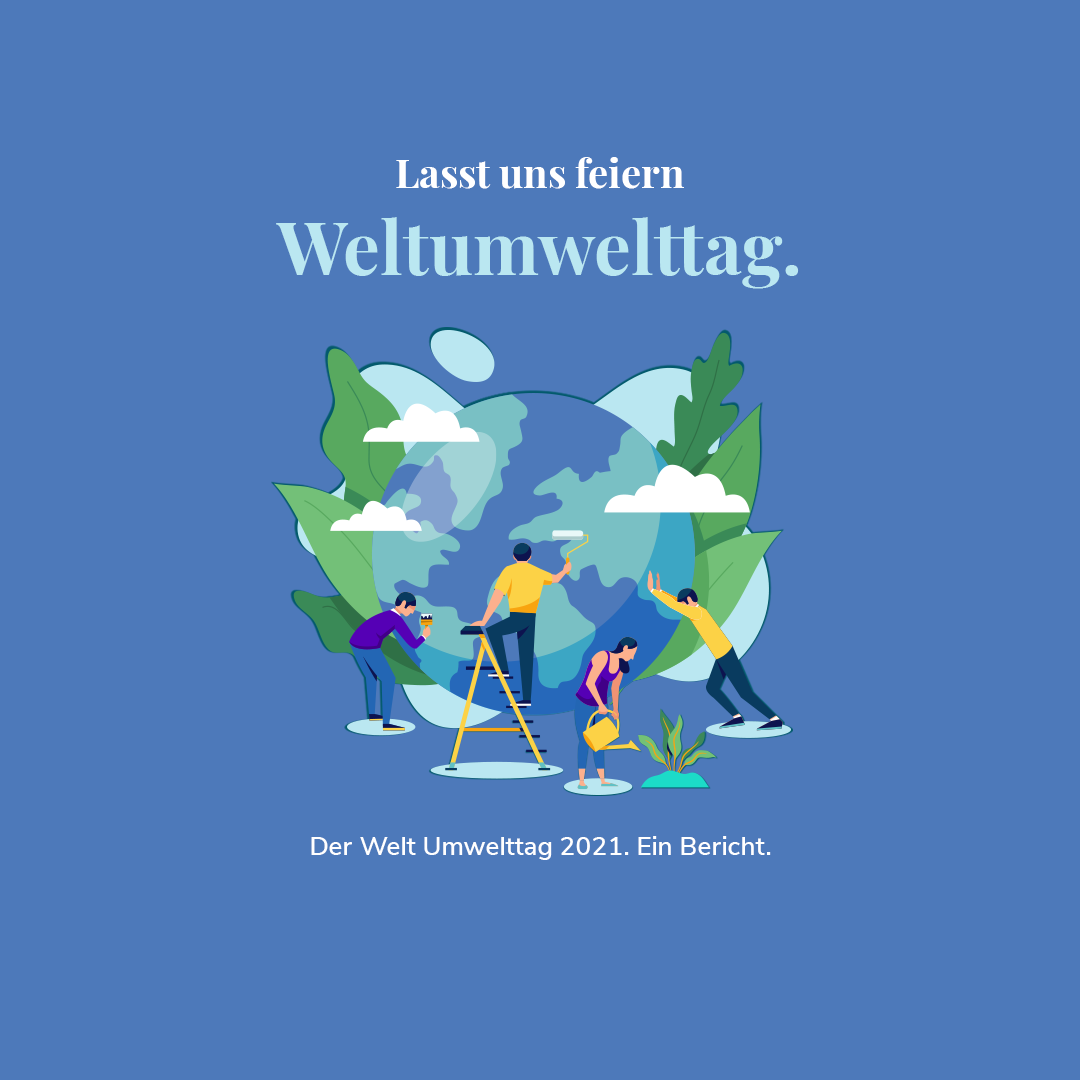 World Environment Day Instagram Post Template